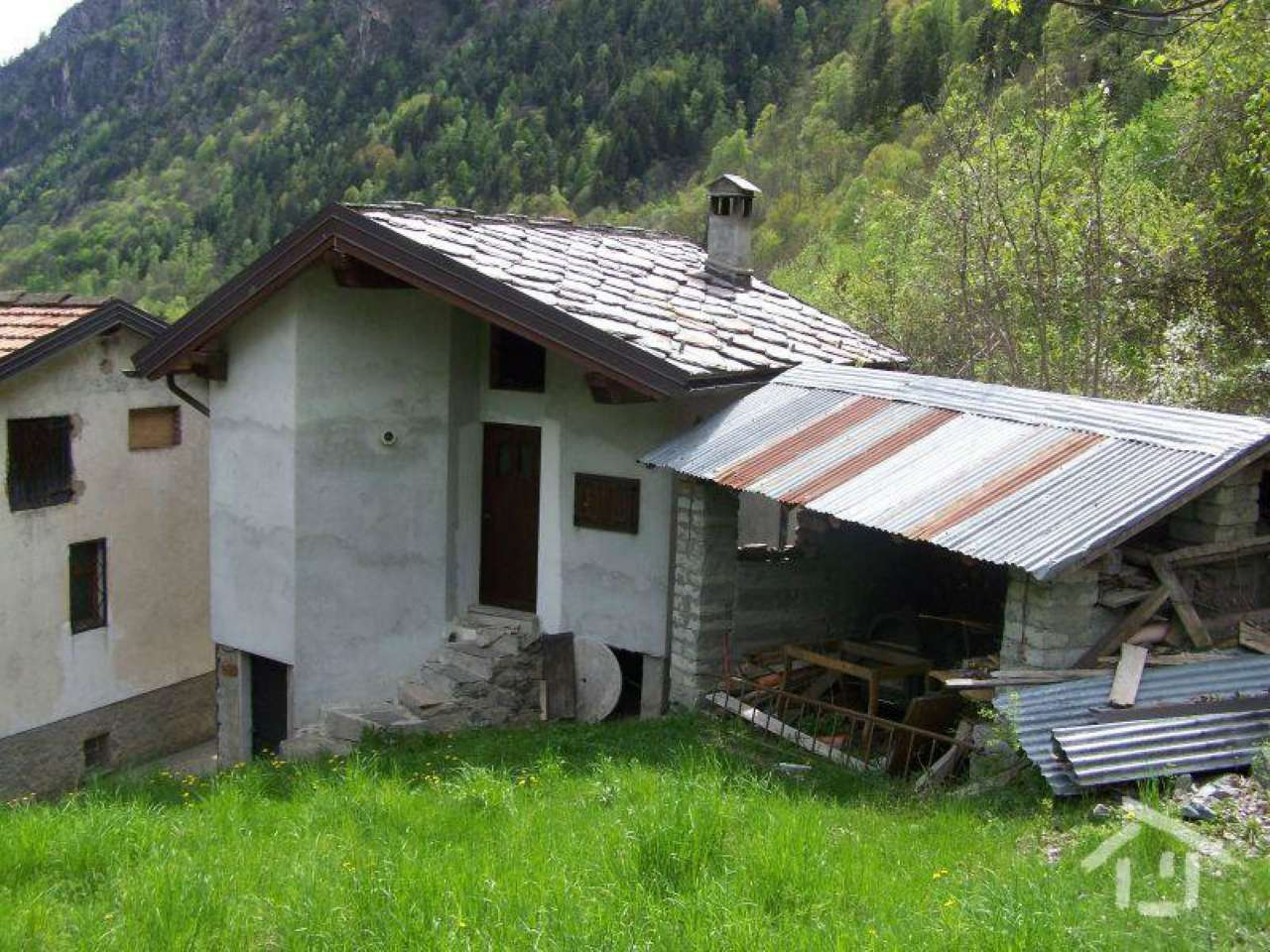 Soluzione Indipendente in vendita a Antey-Saint-Andrè, 1 locali, prezzo € 75.000 | Cambio Casa.it