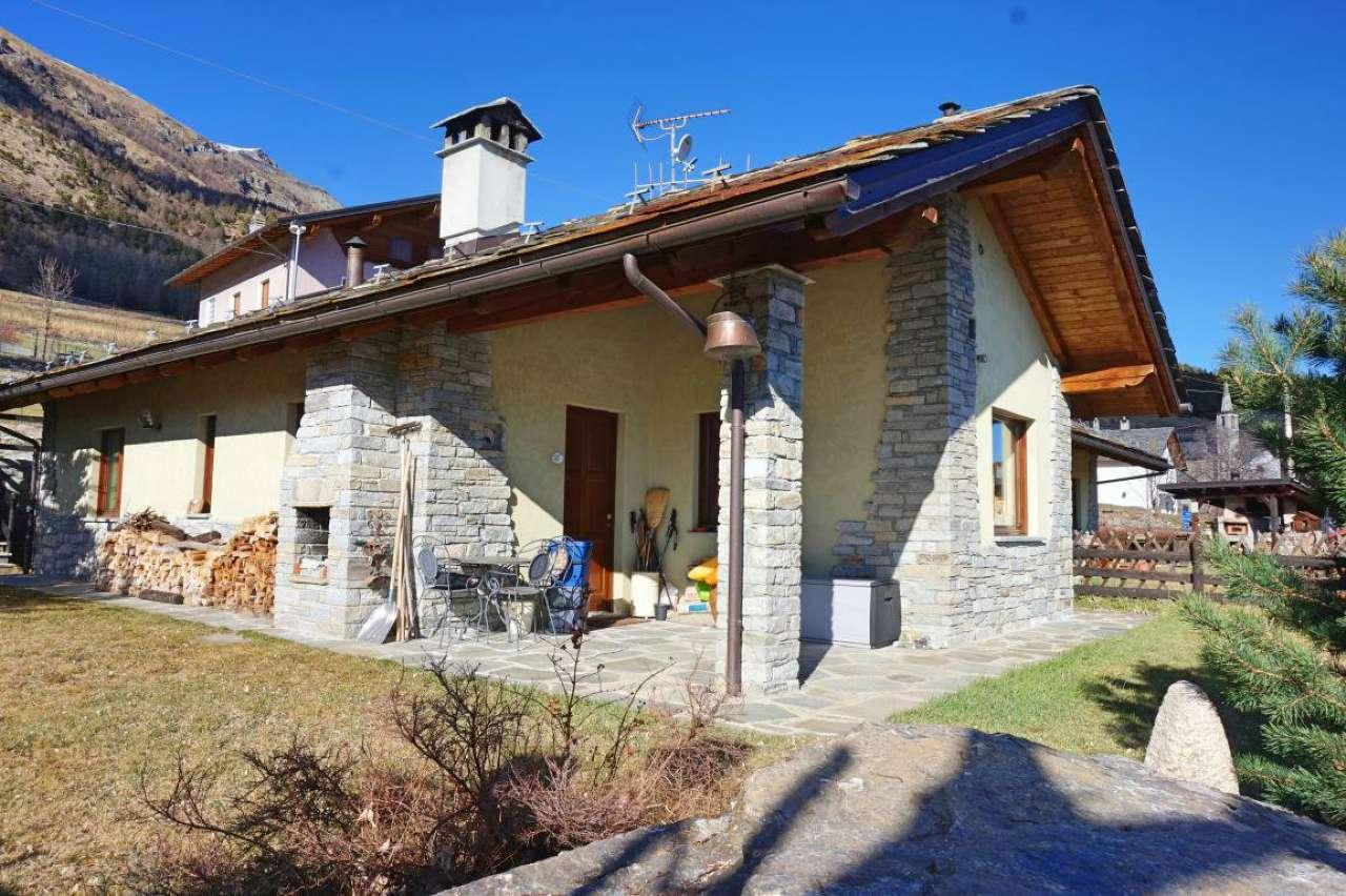 Foto 1 di Quadrilocale contrada Grand Villa, frazione Grand Villa, Verrayes