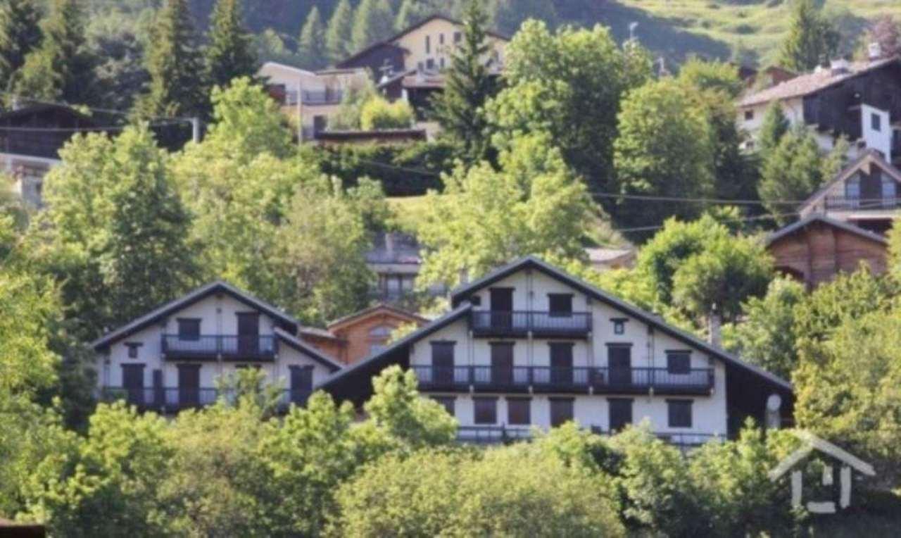 Bilocale Torgnon Borgo Croisettes 3
