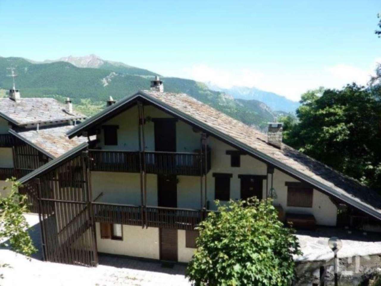 Bilocale Torgnon Borgo Croisettes 6
