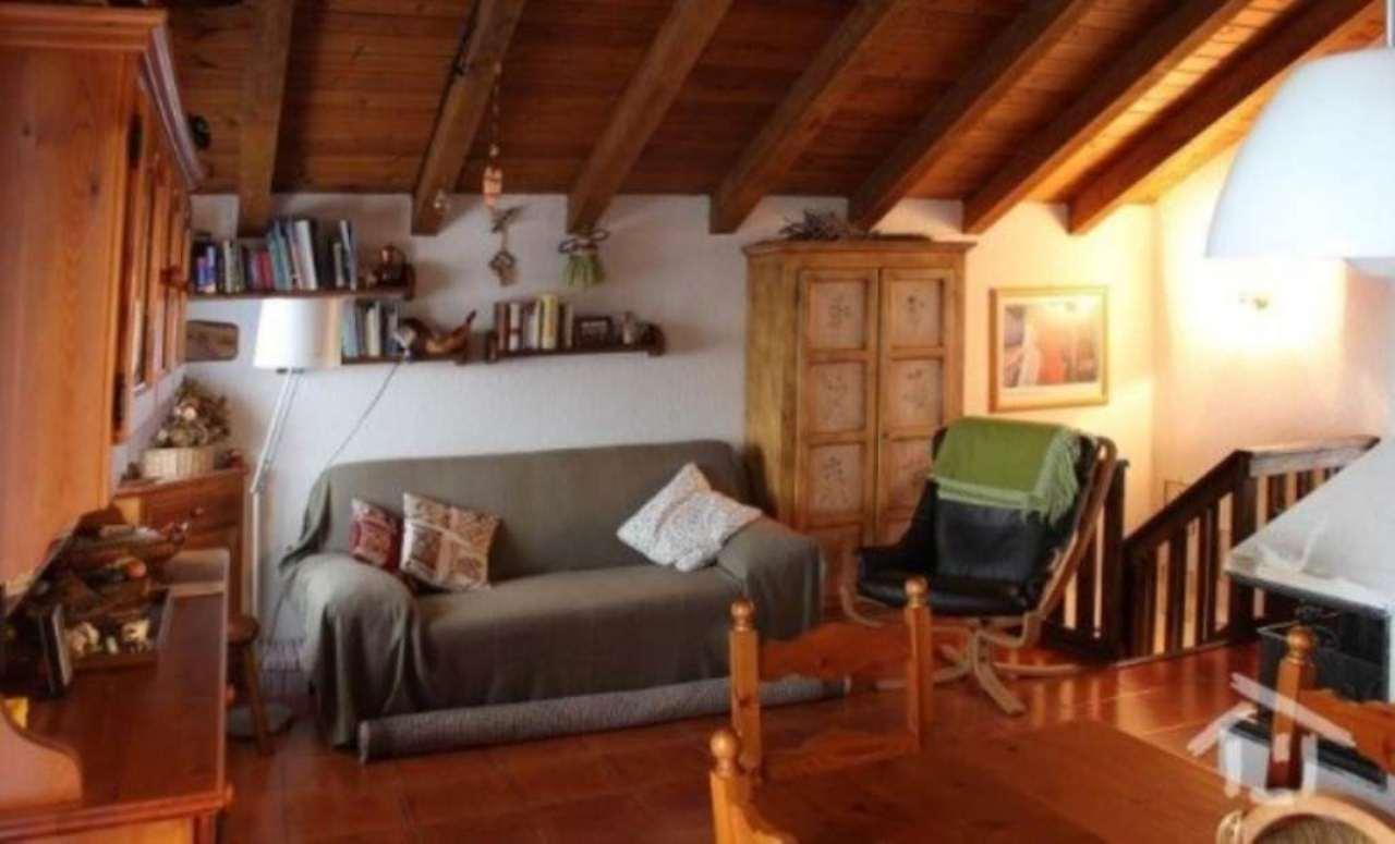 Bilocale Torgnon Borgo Croisettes 7
