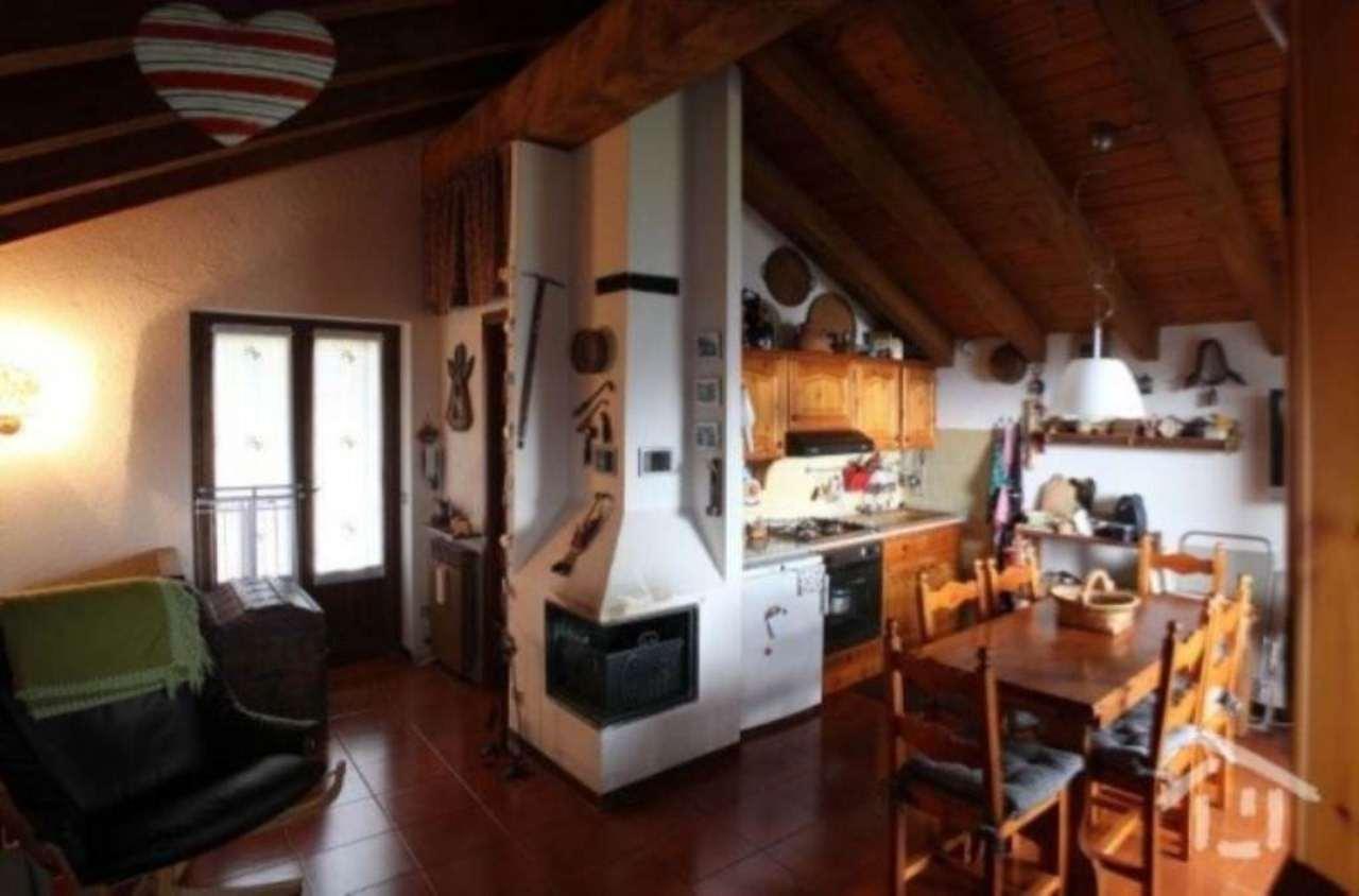 Bilocale Torgnon Borgo Croisettes 10