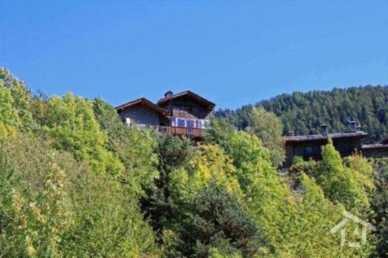 Appartamento in vendita a Antey-Saint-Andrè, 2 locali, prezzo € 55.000 | Cambio Casa.it