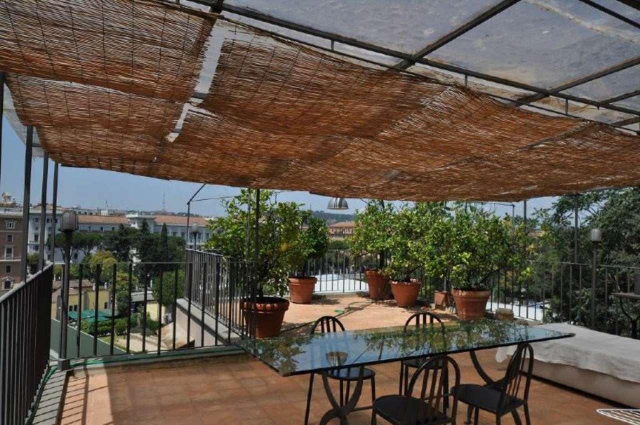 Attici e mansarde in affitto a roma for Locali commerciali roma centro affitto