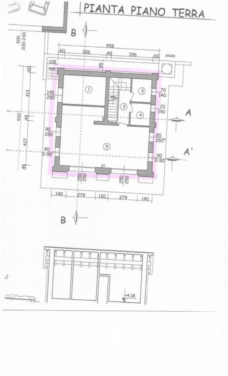 Villa in vendita a Zola Predosa, 8 locali, prezzo € 550.000 | CambioCasa.it