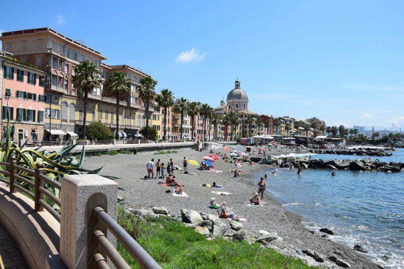 Bilocale Genova Piazza Ponchielli 8