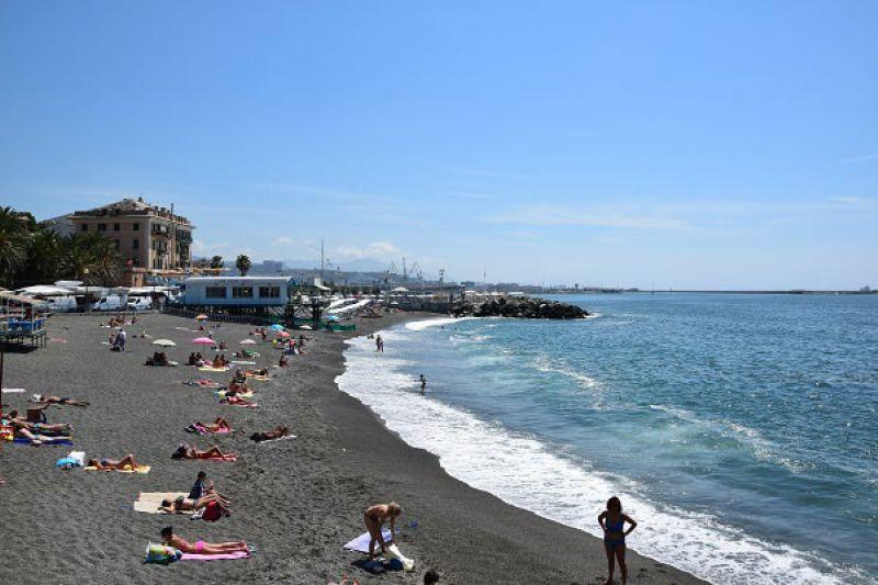 Bilocale Genova Piazza Ponchielli 9