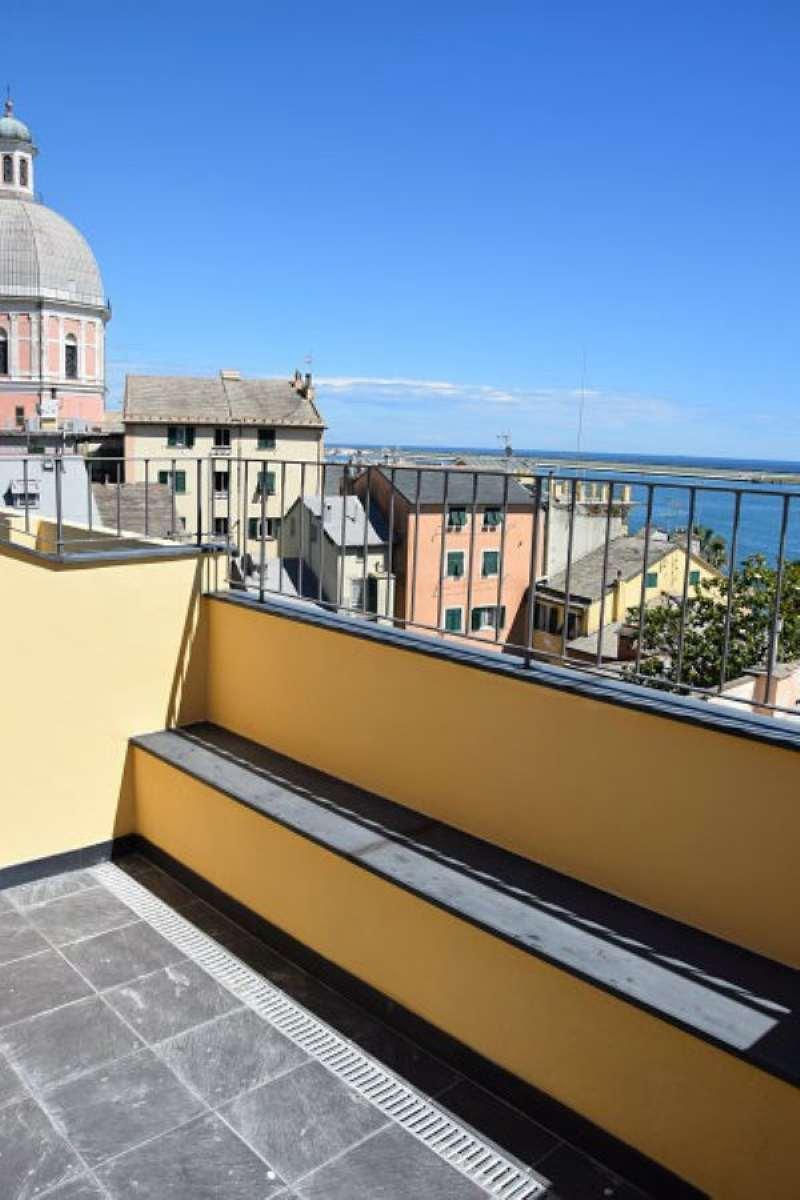 Bilocale Genova Piazza Ponchielli 1