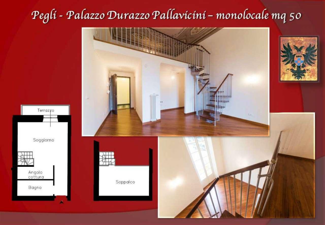 Bilocale Genova Viale Pallavicini 1