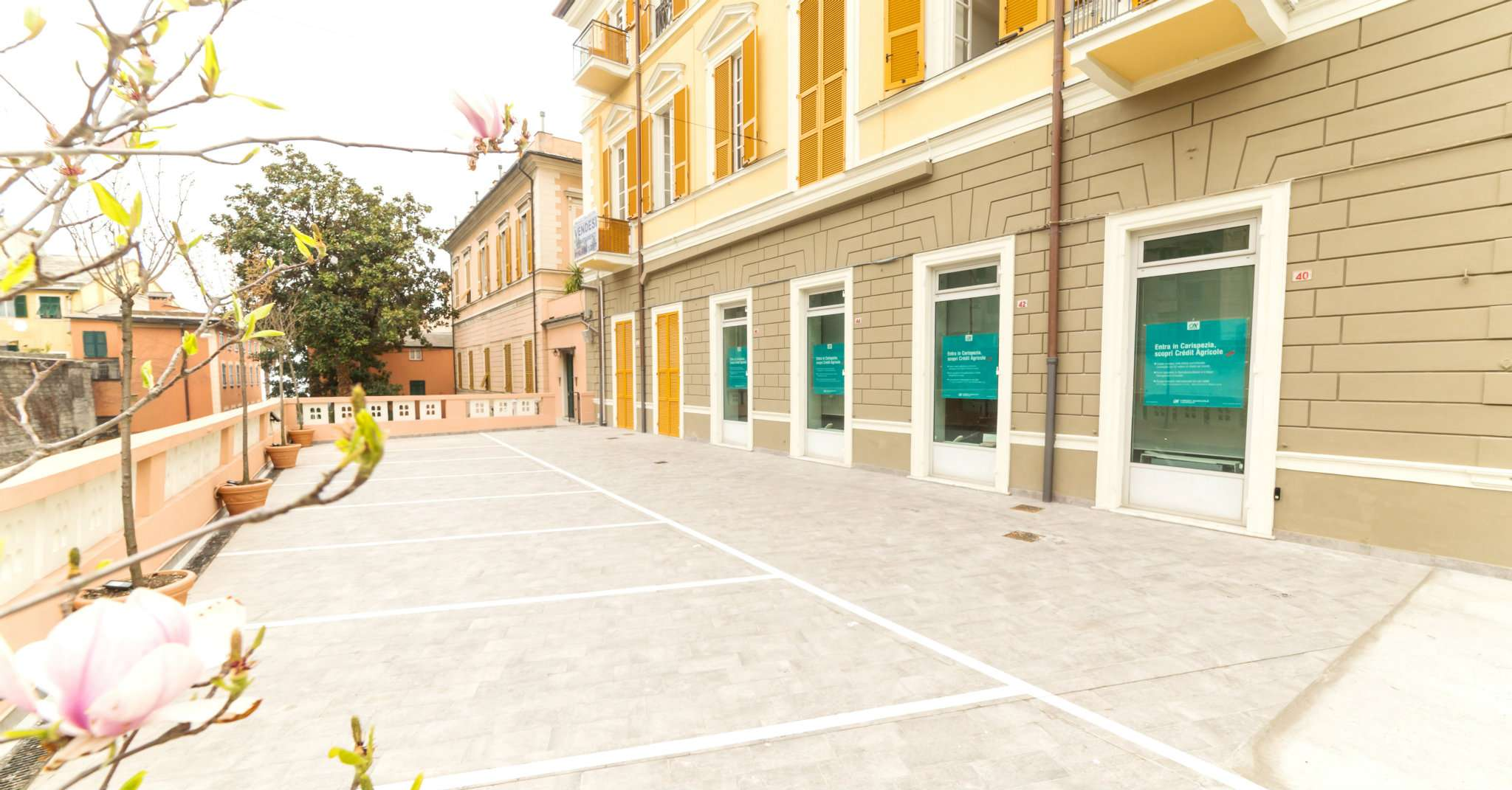 Bilocale Genova Viale Pallavicini 10