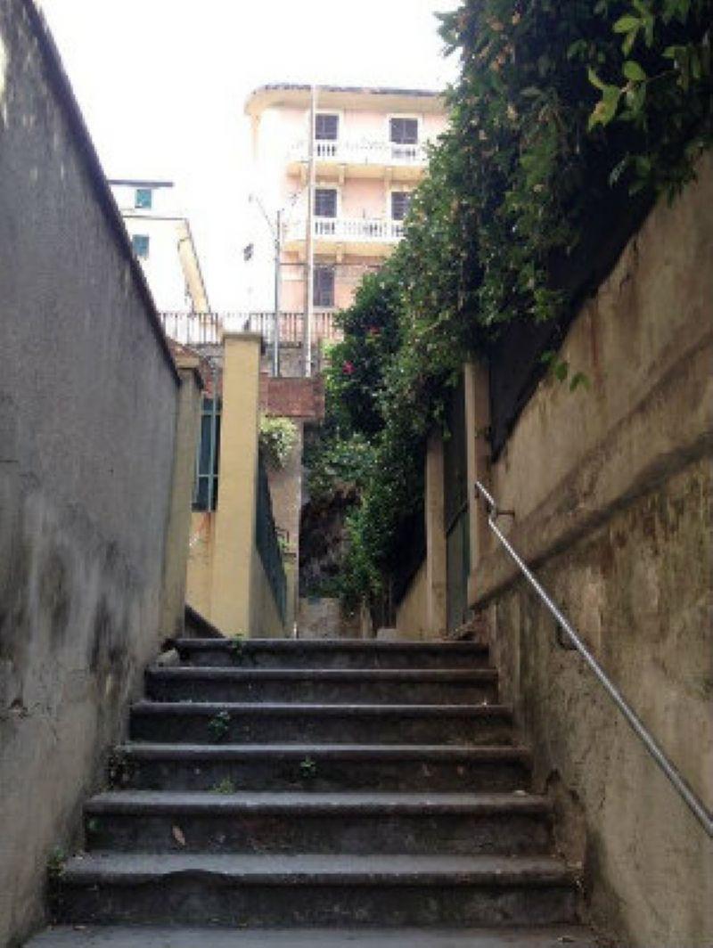 Bilocale Genova Via Pittaluga 3