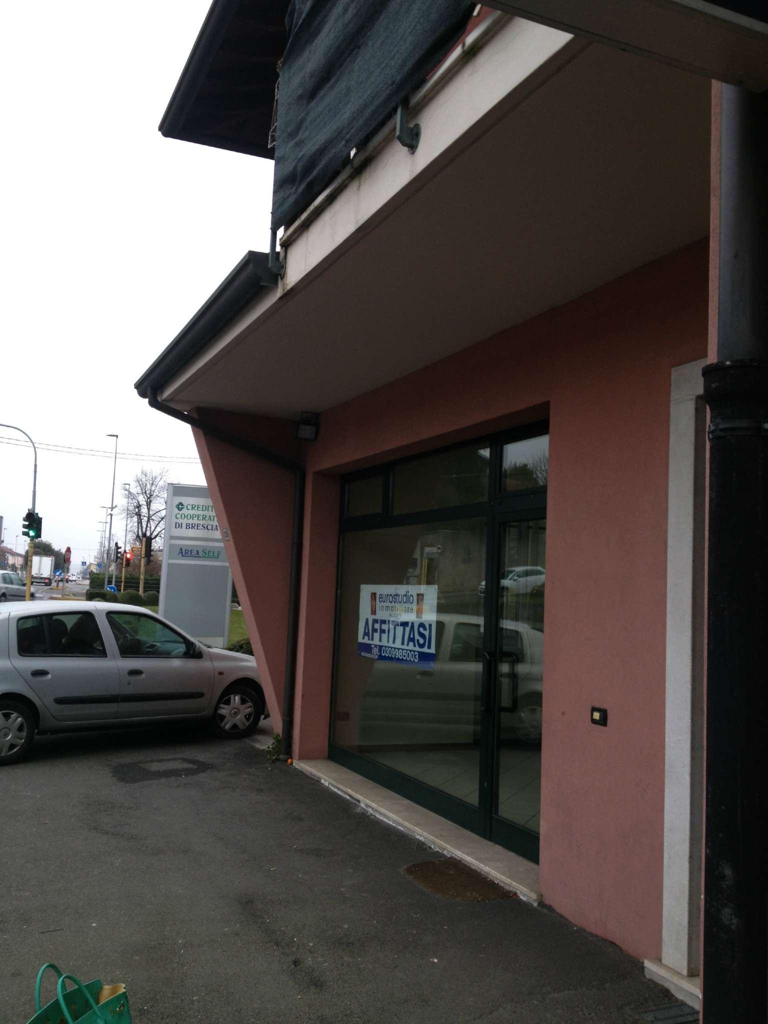 Negozio / Locale in affitto a Calcinato, 2 locali, prezzo € 550 | Cambio Casa.it