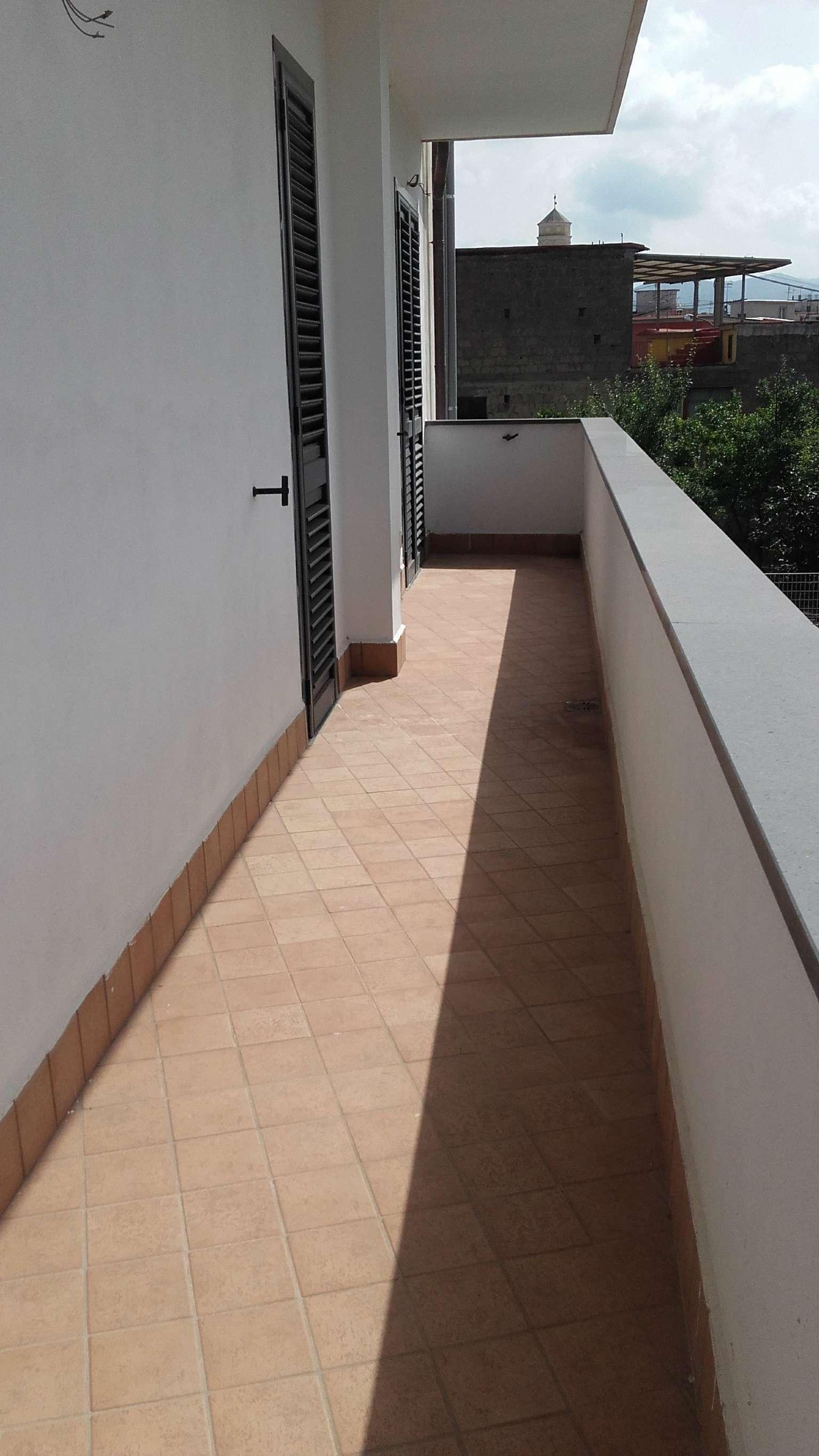 Appartamento in affitto a Scisciano, 2 locali, prezzo € 400 | Cambio Casa.it