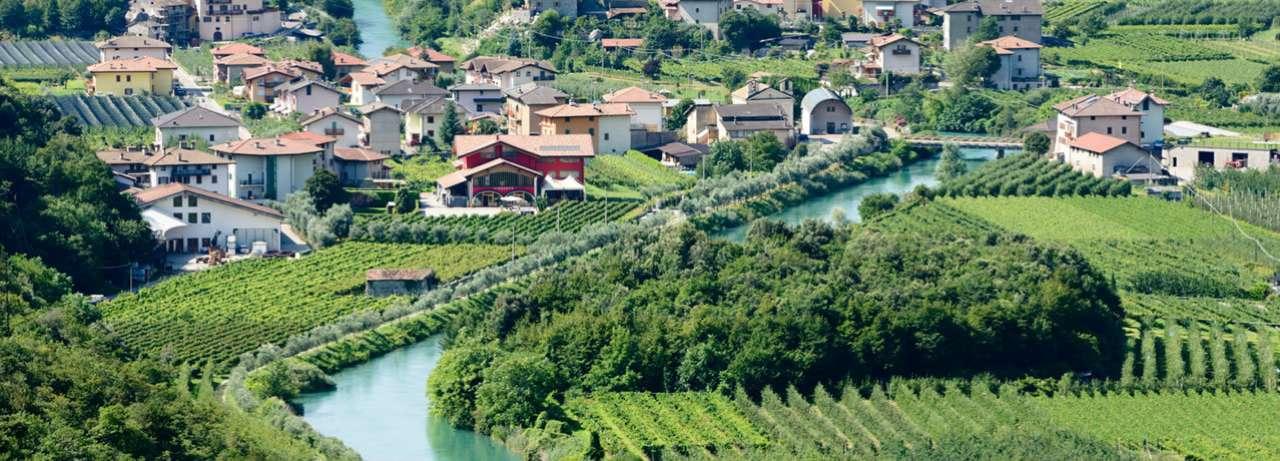 Terreno Edificabile Residenziale in vendita a Lasino, 10 locali, prezzo € 150.000 | Cambio Casa.it