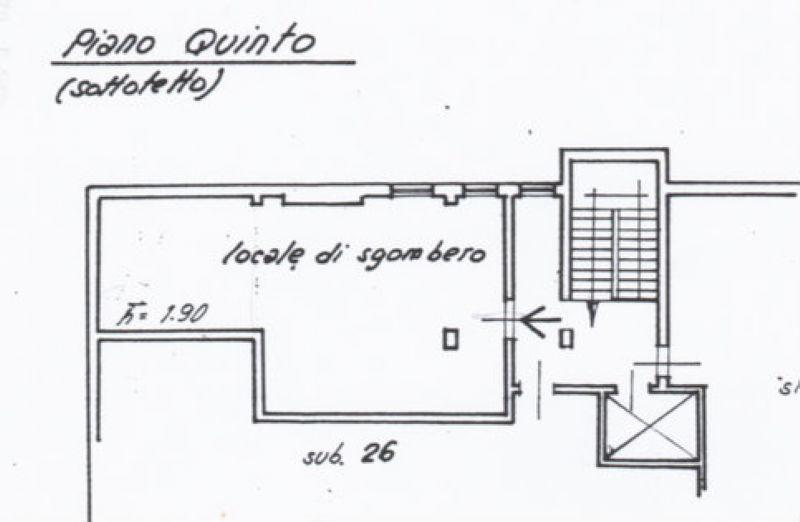 Attico / Mansarda in vendita a L'Aquila, 1 locali, prezzo € 35.000 | Cambio Casa.it