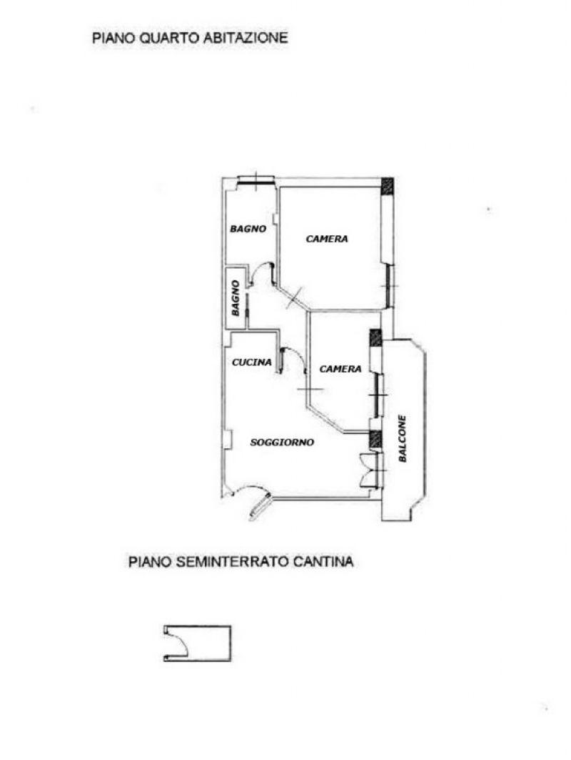 Appartamento in vendita a L'Aquila, 3 locali, Trattative riservate | Cambio Casa.it