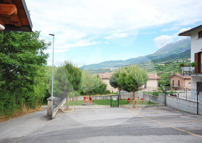 Villa a Schiera in vendita a L'Aquila, 8 locali, prezzo € 360.000 | Cambio Casa.it