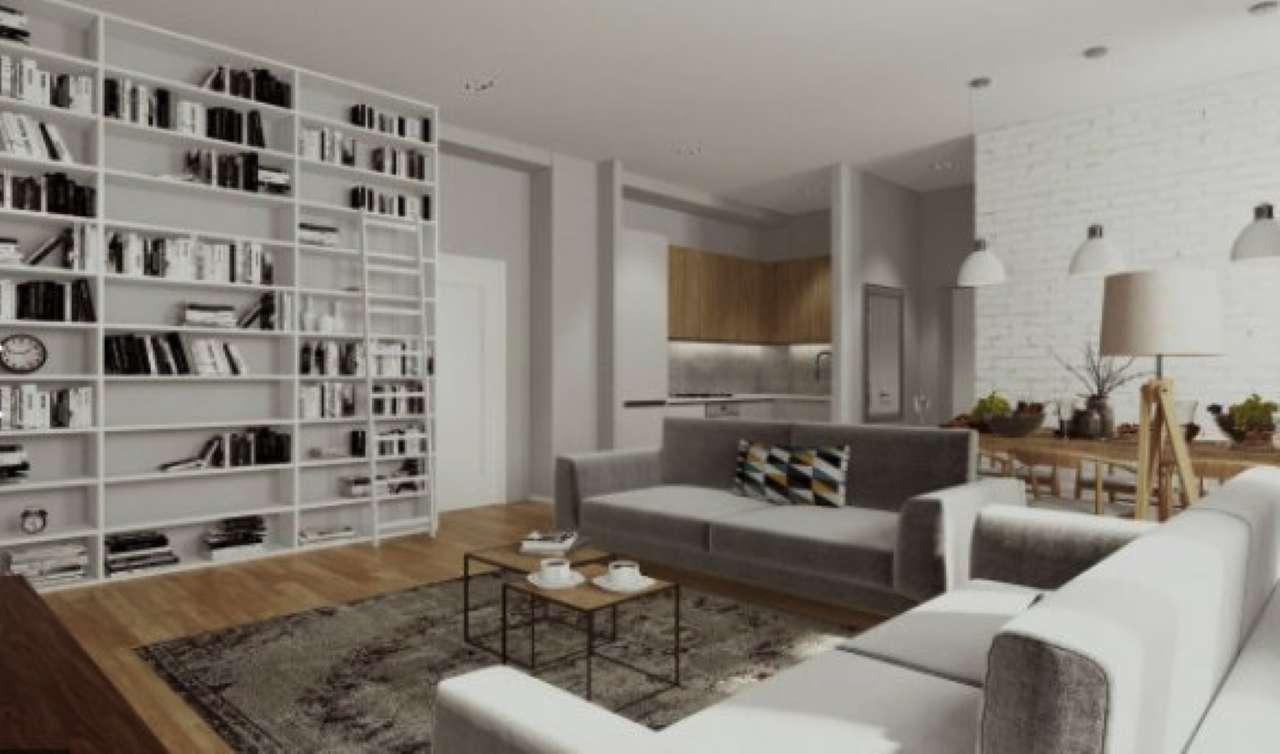 Appartamento in Vendita a Milano 17 Marghera / Wagner / Fiera:  2 locali, 45 mq  - Foto 1