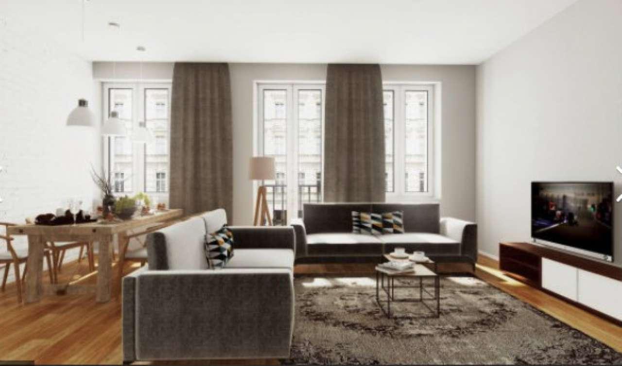 Appartamento in Vendita a Milano 17 Marghera / Wagner / Fiera:  3 locali, 118 mq  - Foto 1