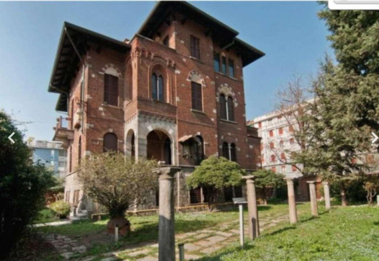 Villa in Affitto a Milano 17 Marghera / Wagner / Fiera: 5 locali, 760 mq
