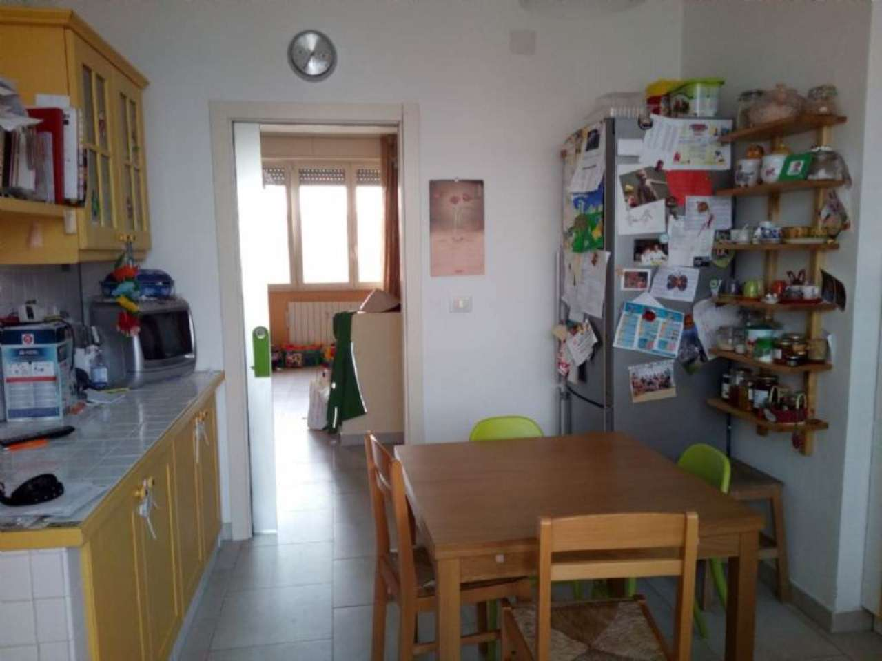 Appartamento in vendita a Livorno, 5 locali, prezzo € 180.000 | Cambio Casa.it