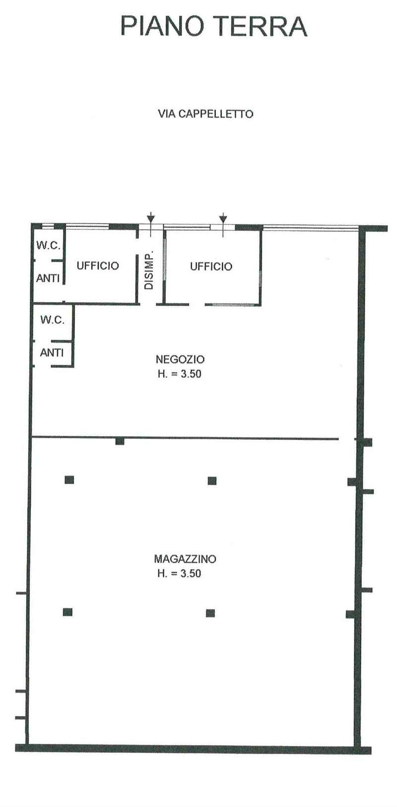 Capannone in vendita a Venezia, 9999 locali, zona Zona: 11 . Mestre, Trattative riservate | CambioCasa.it