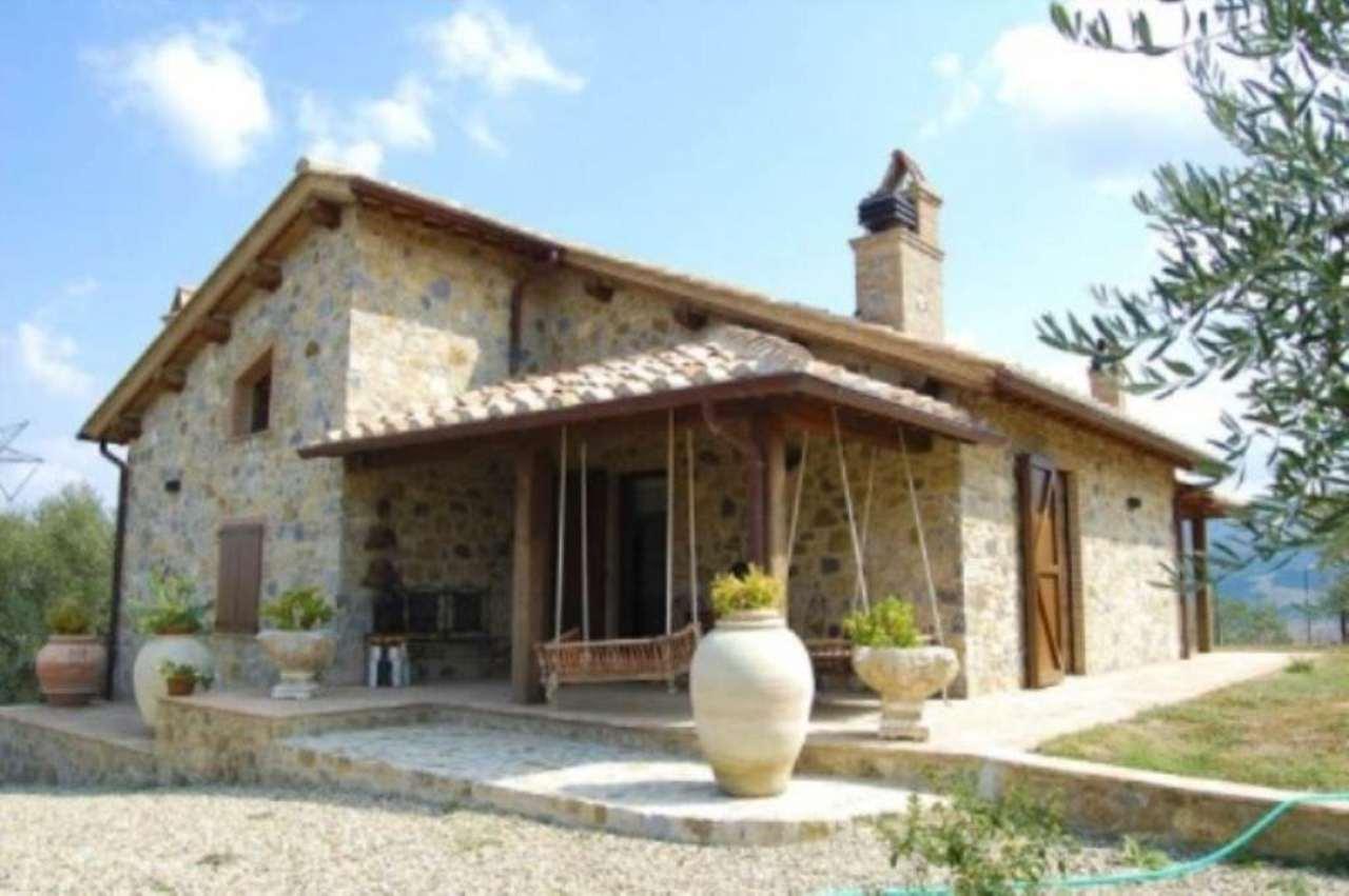 Rustico / Casale in vendita a Seggiano, 6 locali, prezzo € 1.300.000 | Cambio Casa.it