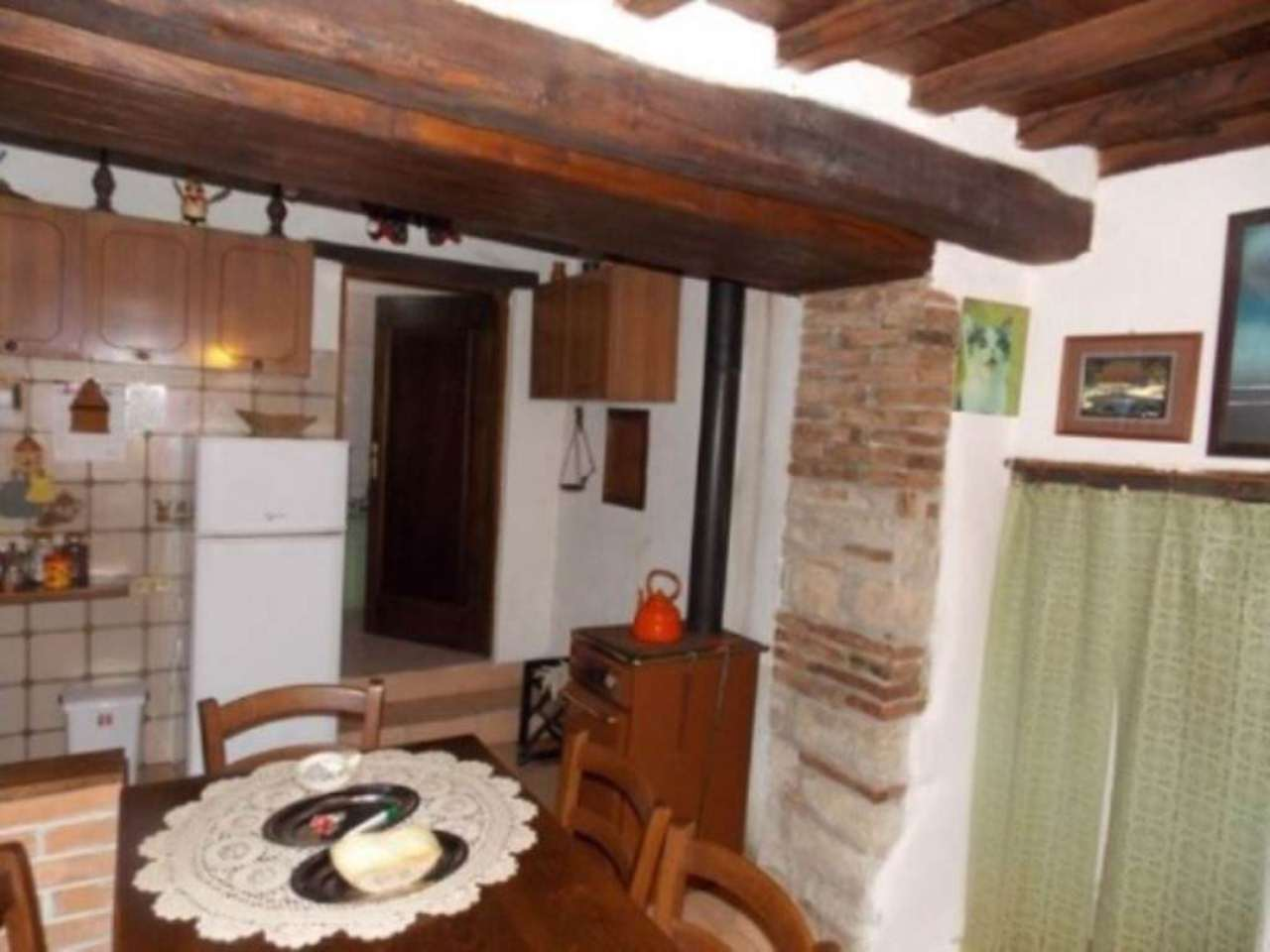 Soluzione Indipendente in vendita a Seggiano, 4 locali, prezzo € 49.000 | Cambio Casa.it