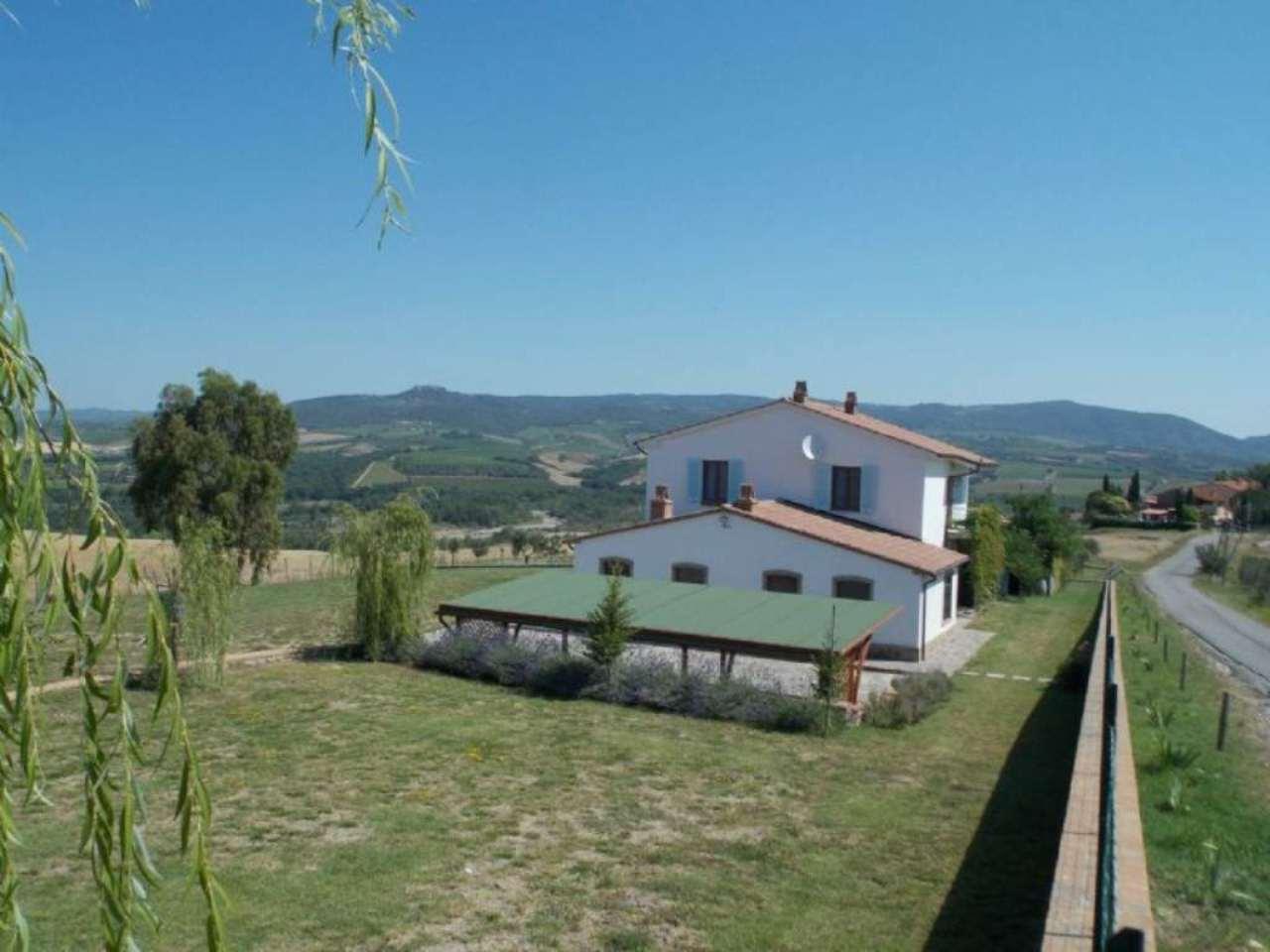 Soluzione Indipendente in vendita a Castel del Piano, 8 locali, prezzo € 285.000 | Cambio Casa.it