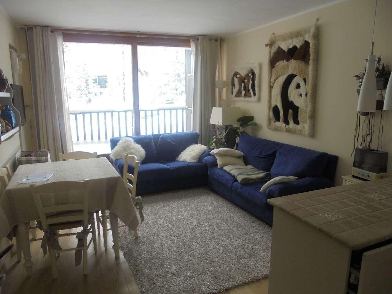Appartamento in vendita via Clos de la Mai Cesana Torinese