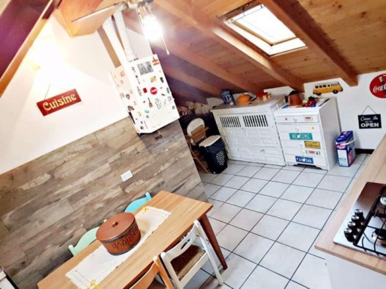 Attico / Mansarda in vendita a Giussago, 2 locali, prezzo € 84.000 | Cambio Casa.it