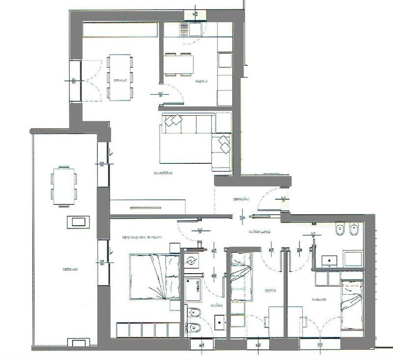 Appartamento in vendita a Cantù, 9999 locali, prezzo € 2.150 | Cambiocasa.it