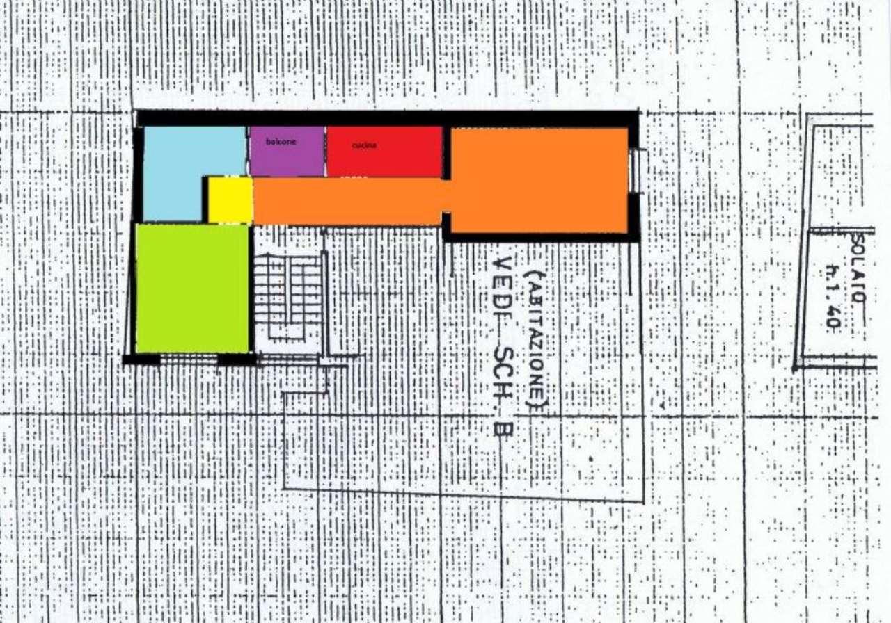 Appartamento in vendita a Cantù, 2 locali, prezzo € 88.000 | Cambiocasa.it