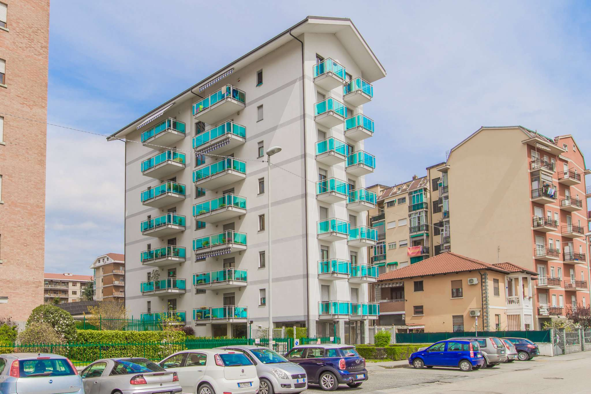 Appartamento in vendita via Vandalino Collegno