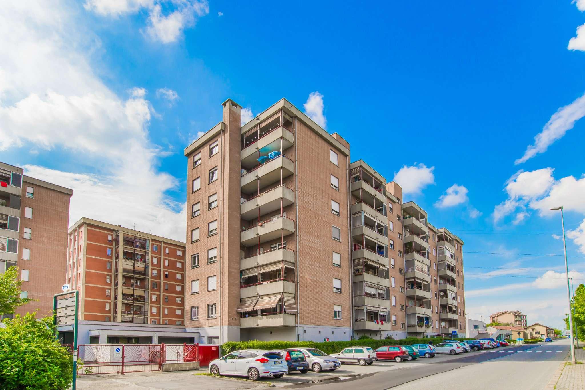 Appartamento in vendita via Venaria Collegno