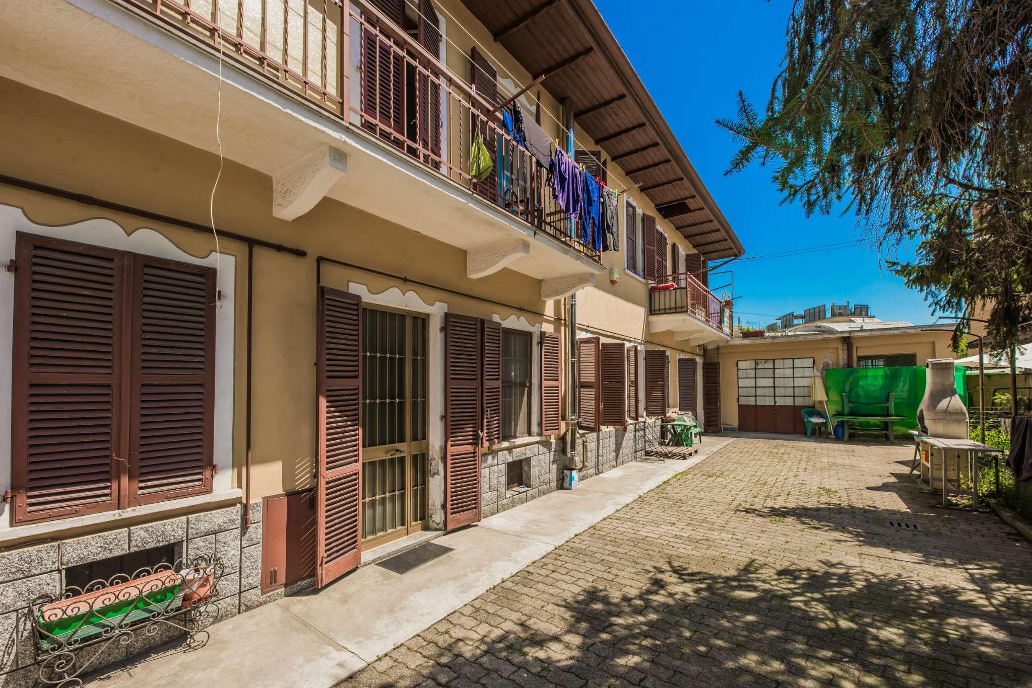 Casa Indipendente in vendita via Marconi Collegno