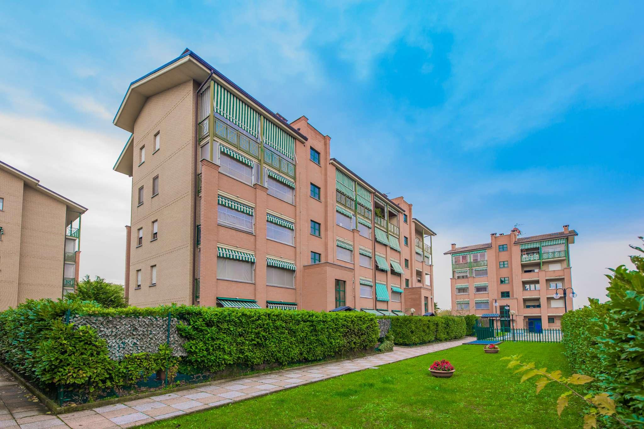 Appartamento in vendita via Della Croce Collegno