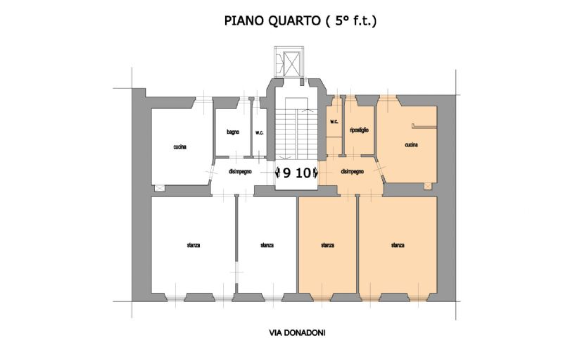 Trieste Vendita APPARTAMENTO Immagine 1