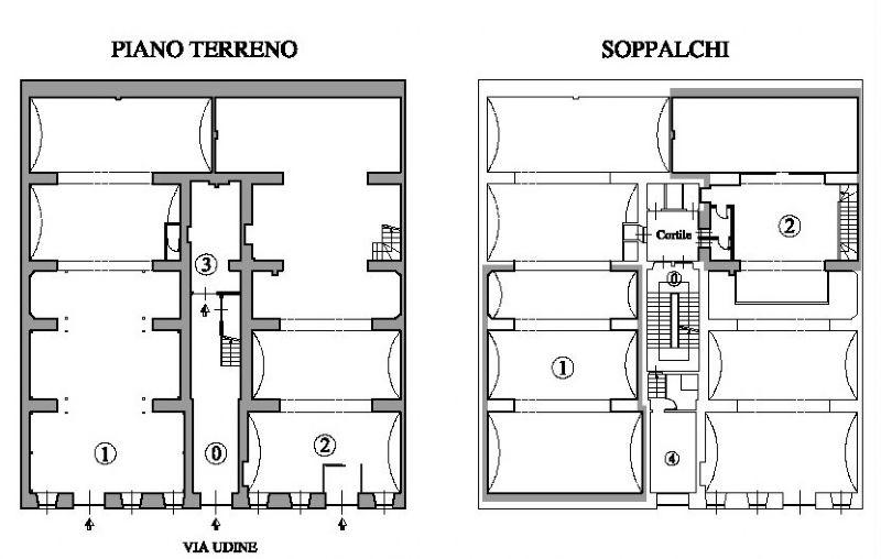 Trieste Affitto NEGOZI Immagine 1