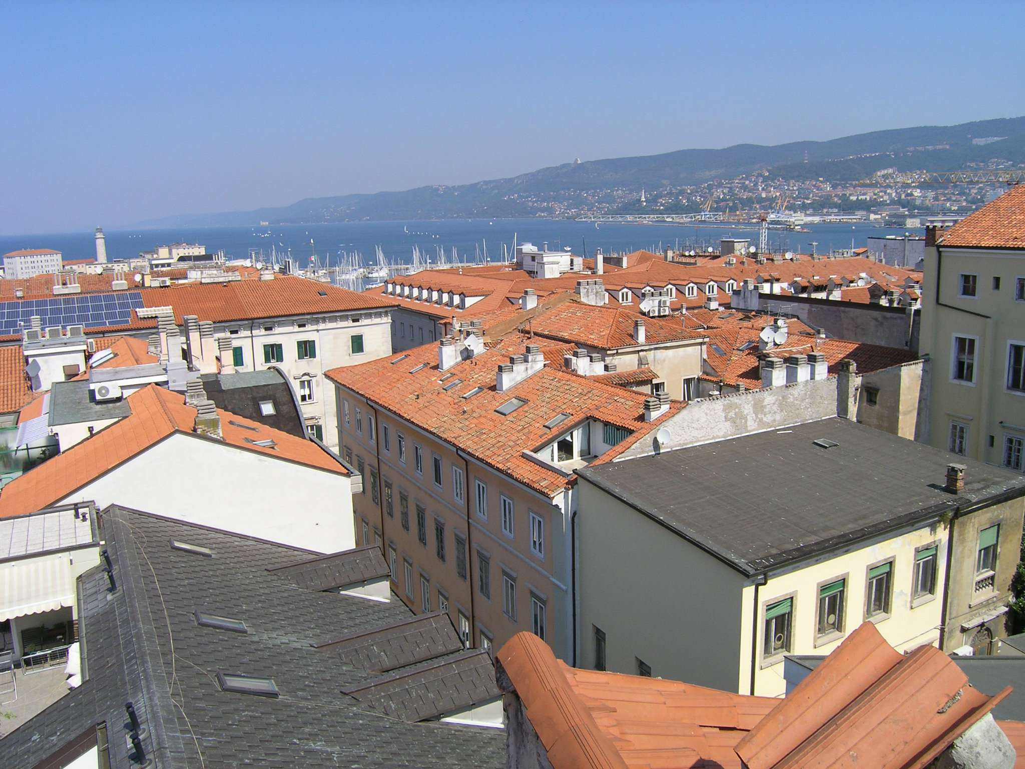 Attico / Mansarda in vendita a Trieste, 3 locali, Trattative riservate   Cambio Casa.it