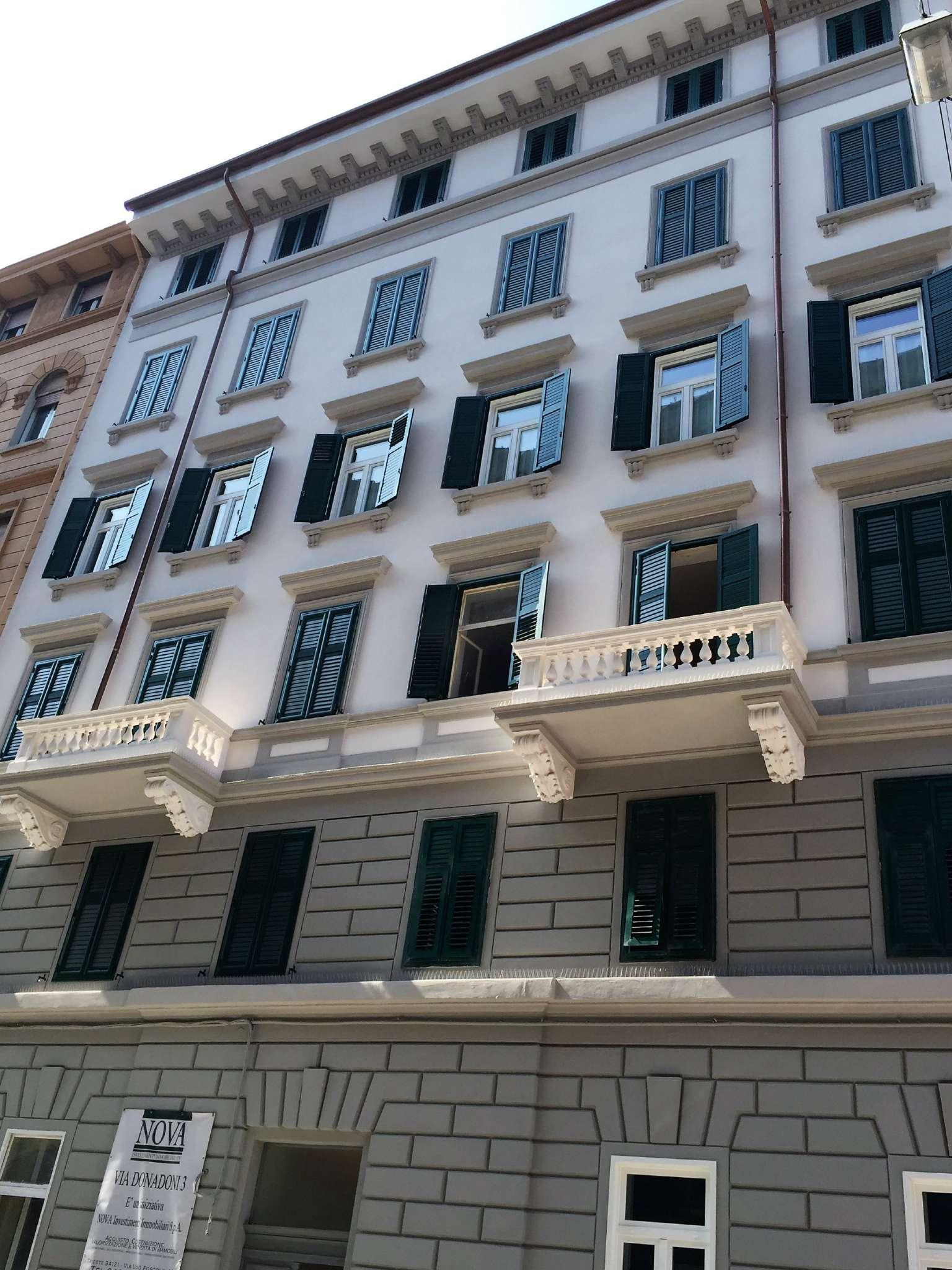 Appartamento in vendita a Trieste, 3 locali, prezzo € 82.000 | Cambio Casa.it