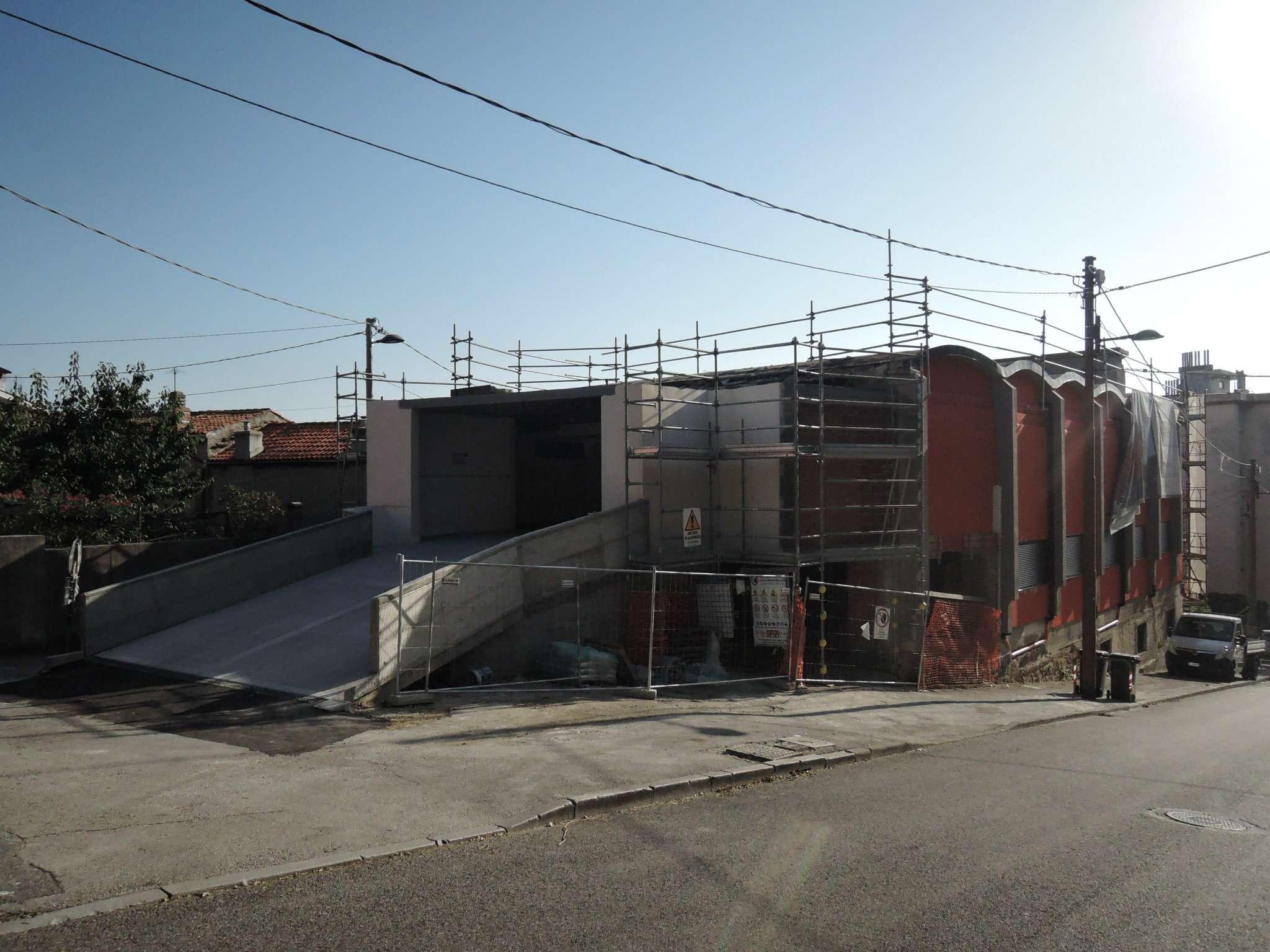Box garage trieste vendita 17 mq box - Immobile non soggetto all obbligo di certificazione energetica ...