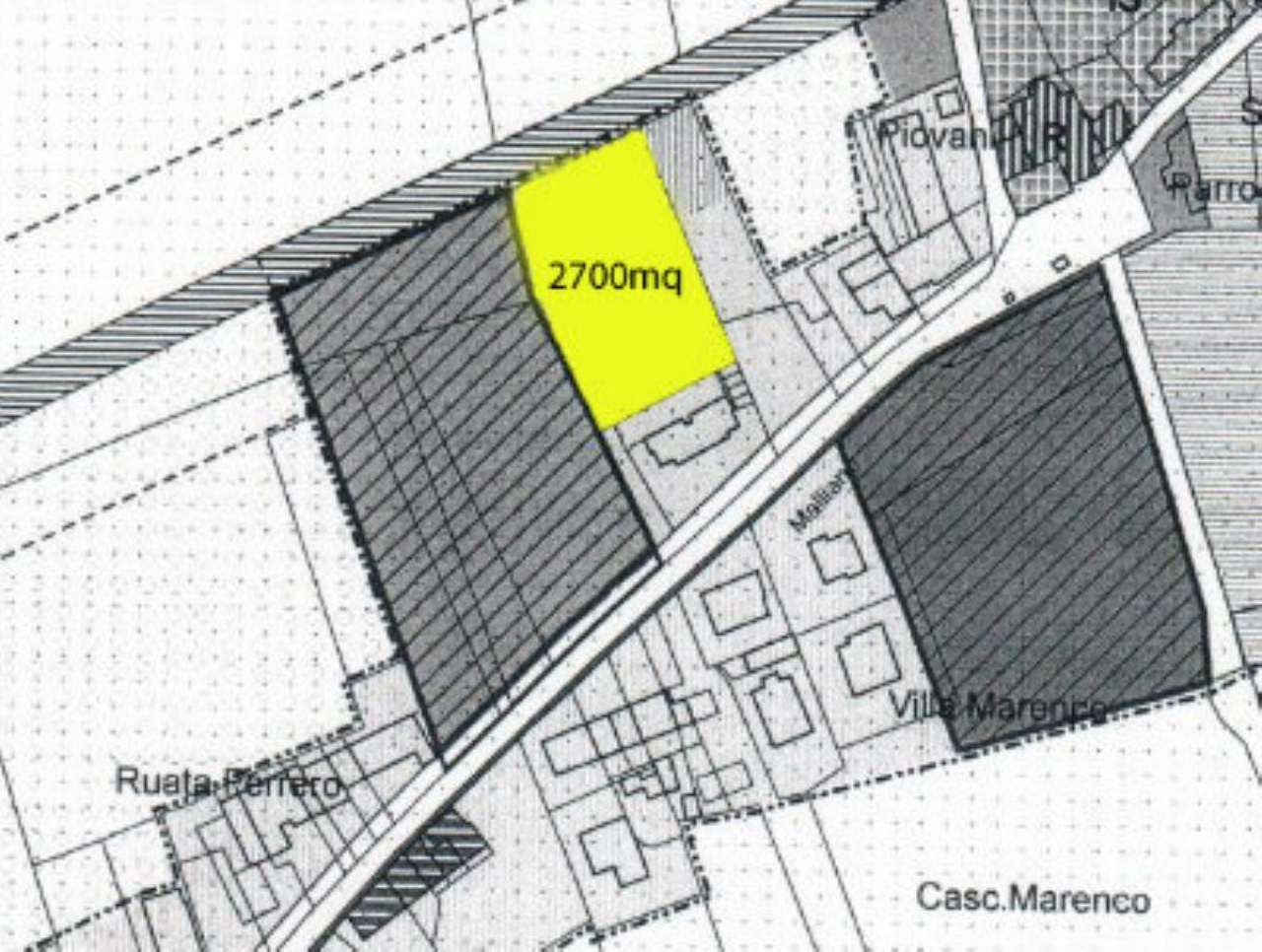 Terreno Edificabile Residenziale in vendita a Fossano, 9999 locali, prezzo € 45.000 | Cambio Casa.it