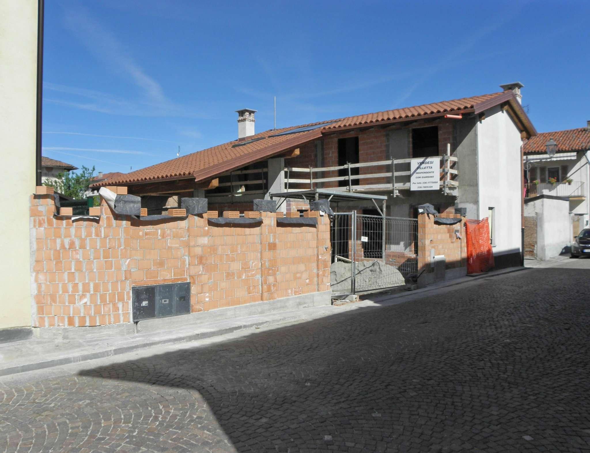 Villa in vendita a Tarantasca, 4 locali, prezzo € 190.000 | Cambio Casa.it
