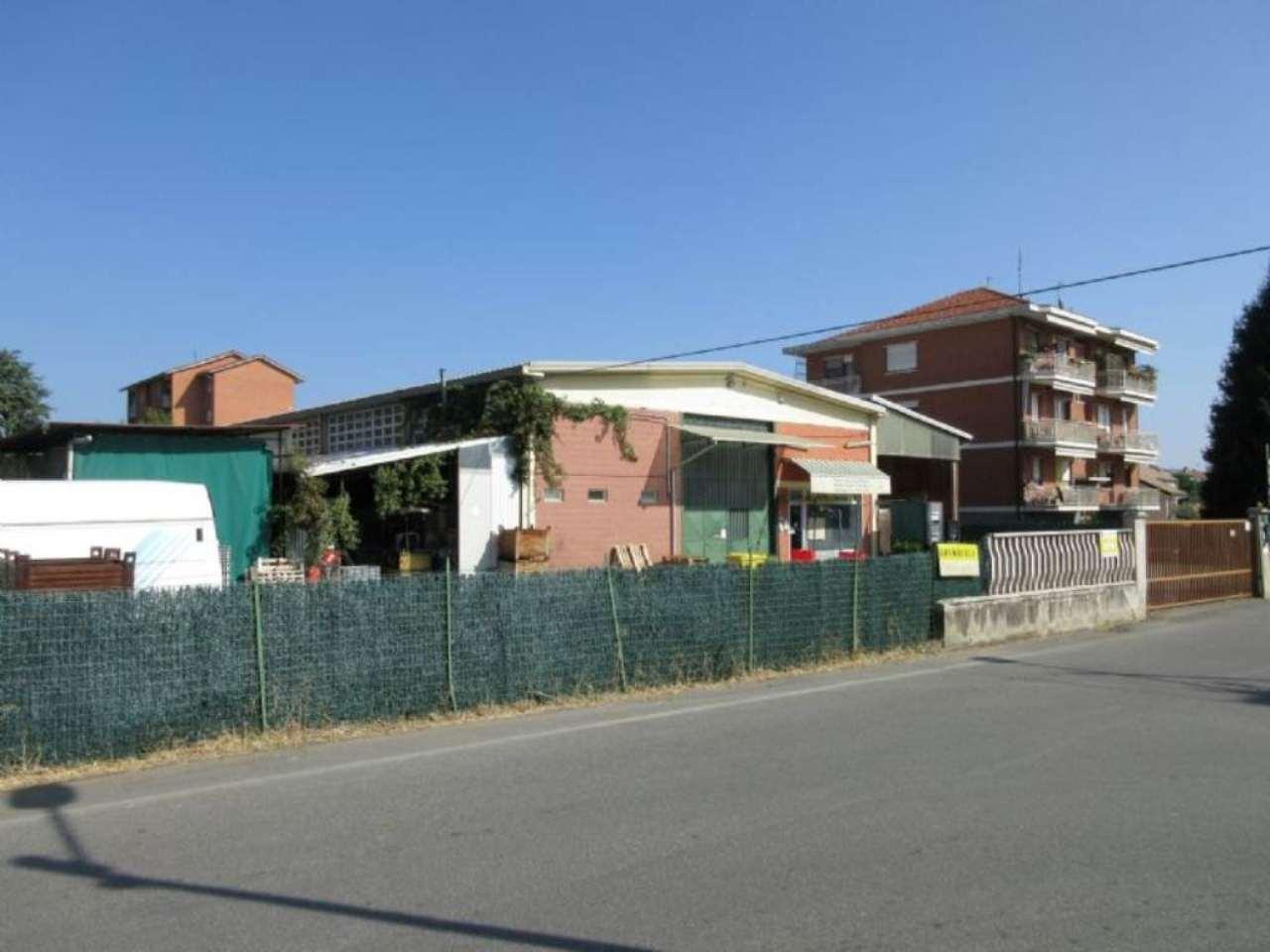 Capannone in affitto a Ciriè, 3 locali, prezzo € 1.500 | Cambio Casa.it