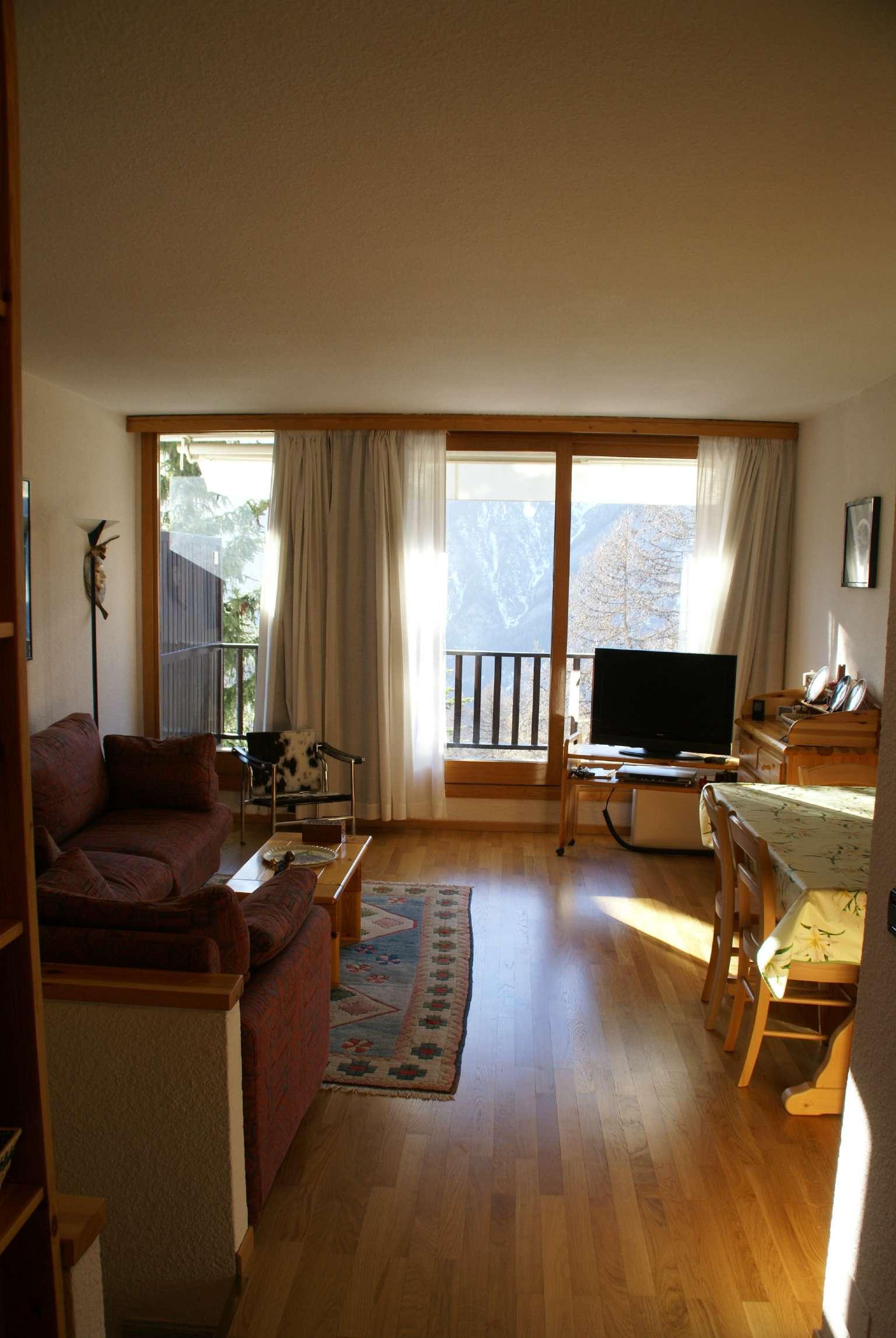 Foto 1 di Trilocale Sansicario Alto nel residence R9 B, frazione San Sicario Alto, Cesana Torinese