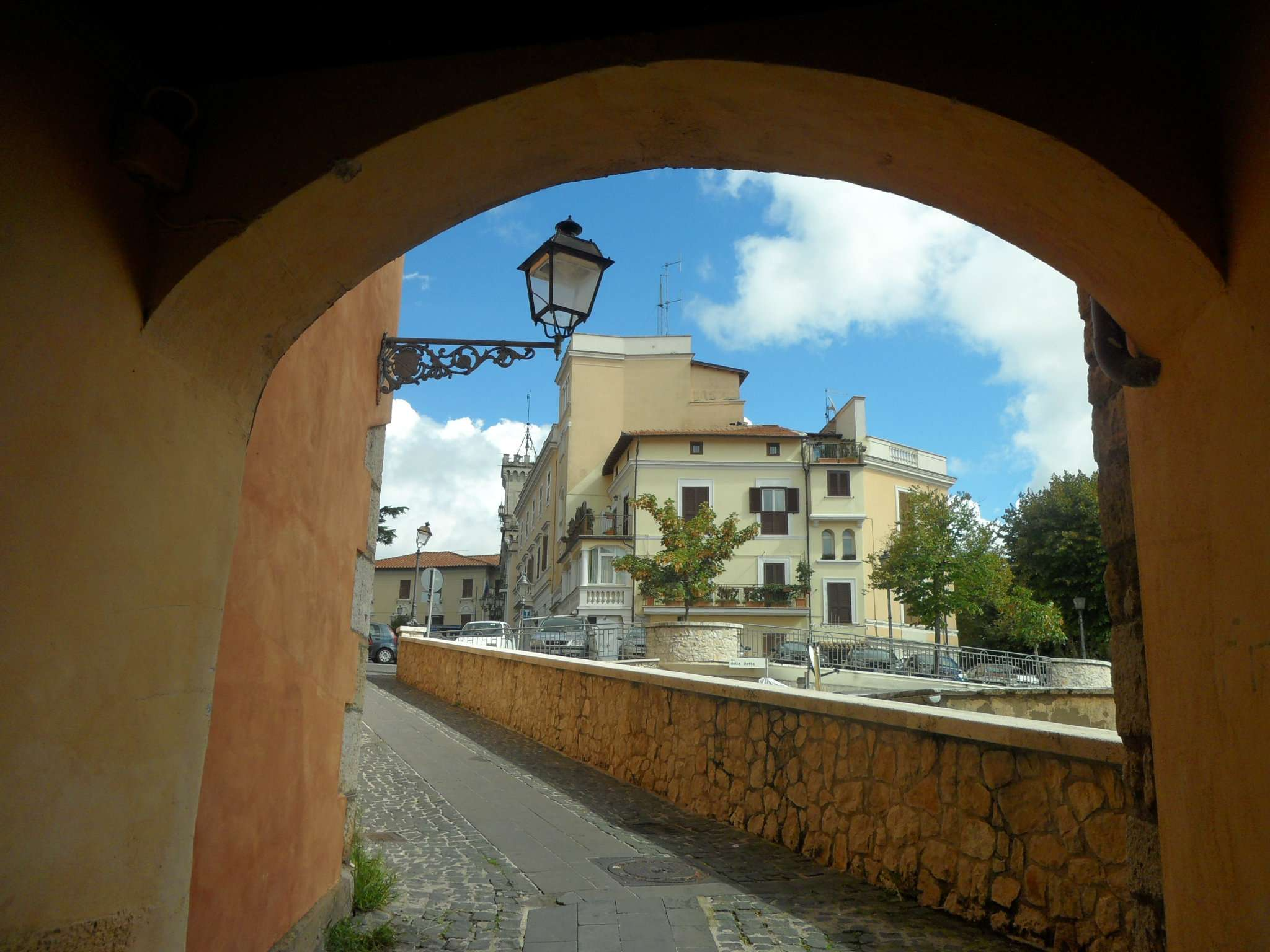 Bilocale Fiuggi Via Della Piazza 1