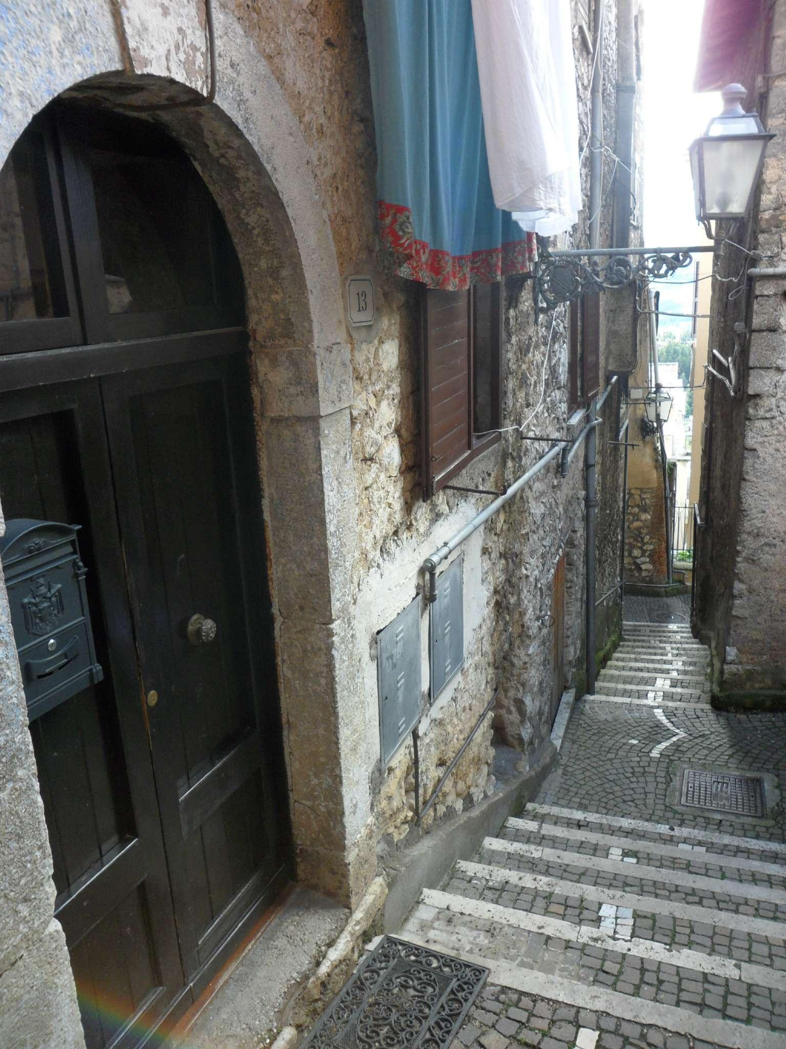 Bilocale Fiuggi Via Della Piazza 3