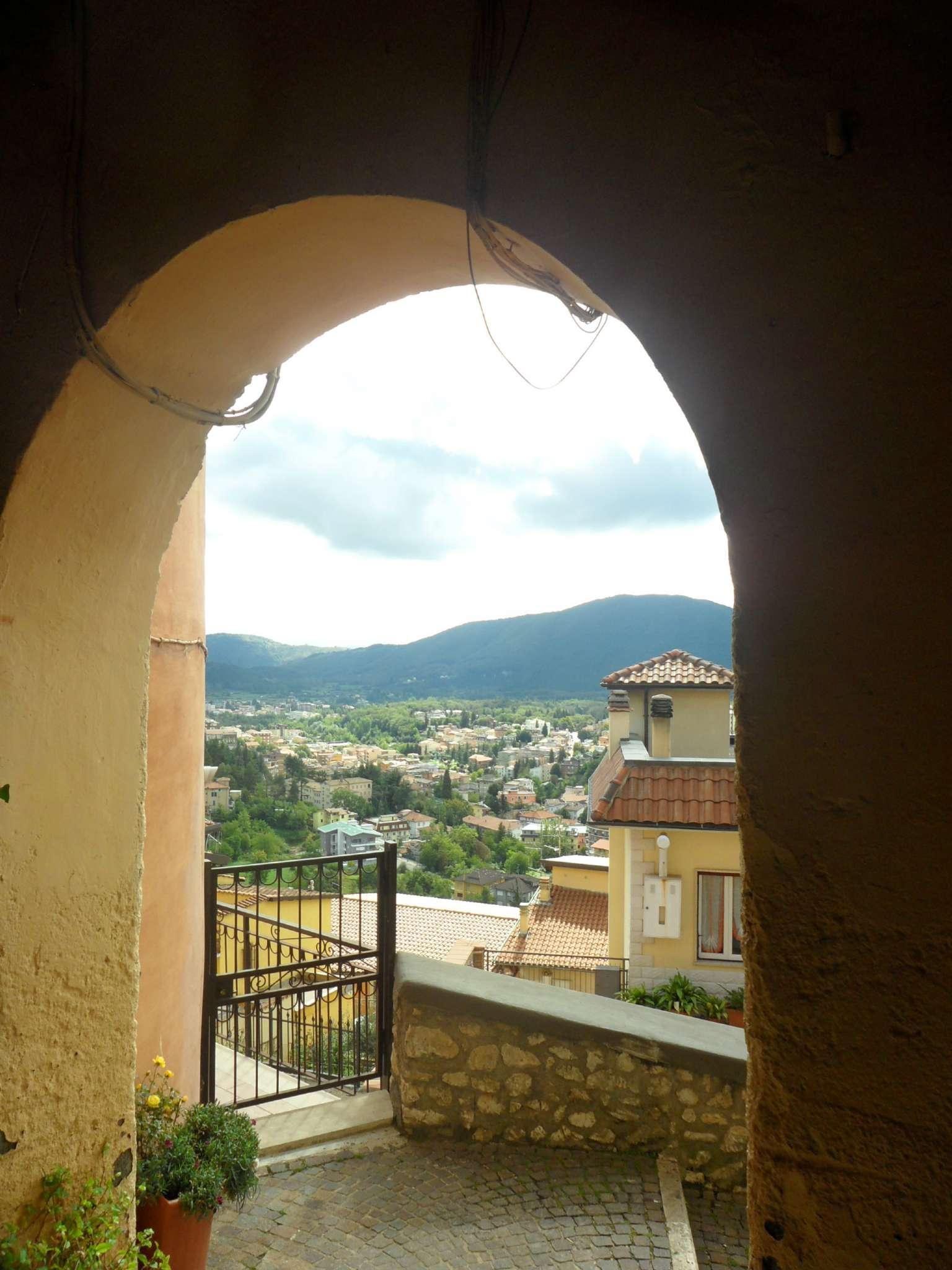 Bilocale Fiuggi Via Sforza 2