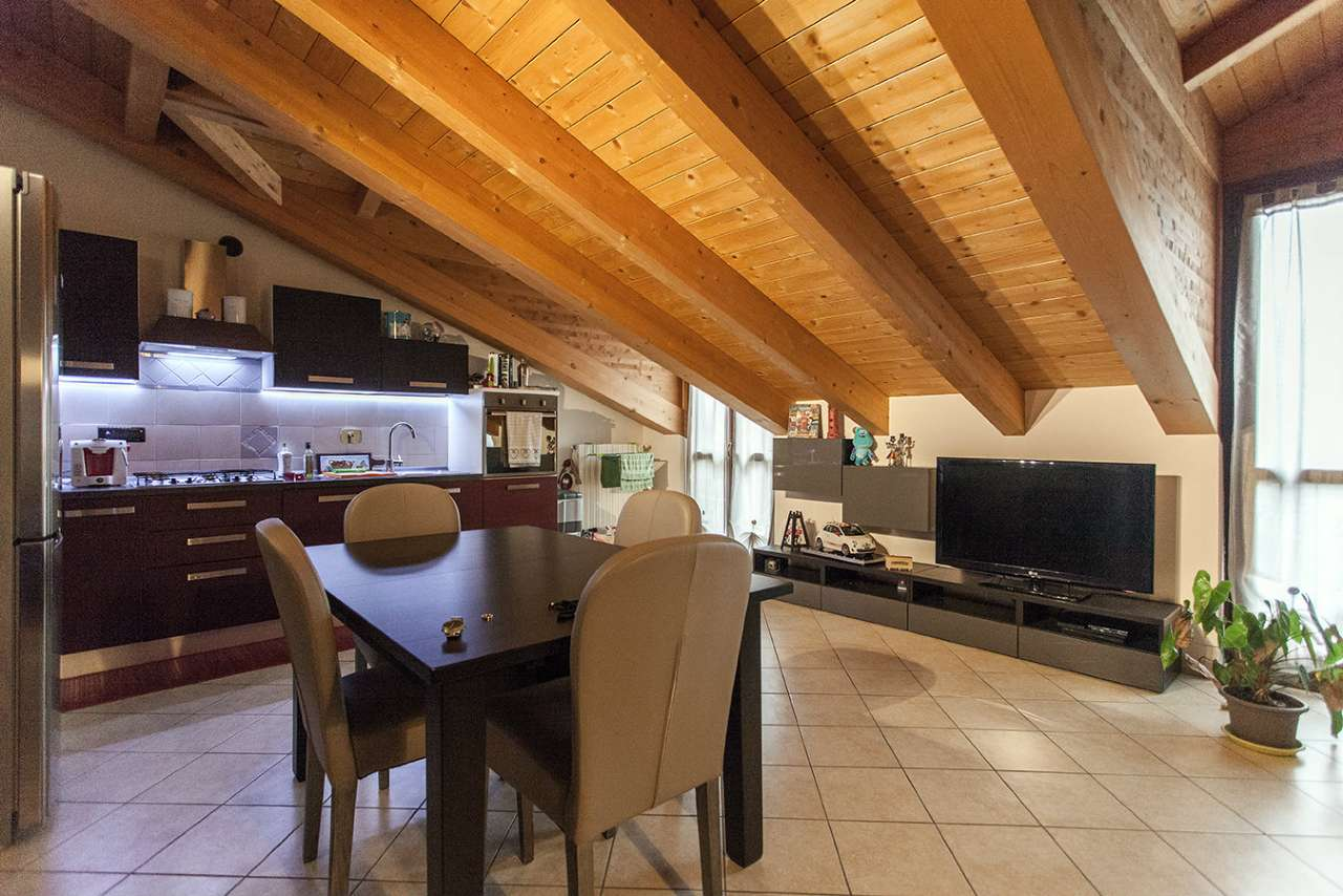 Appartamento in affitto a Gassino Torinese, 2 locali, prezzo € 450 | Cambio Casa.it